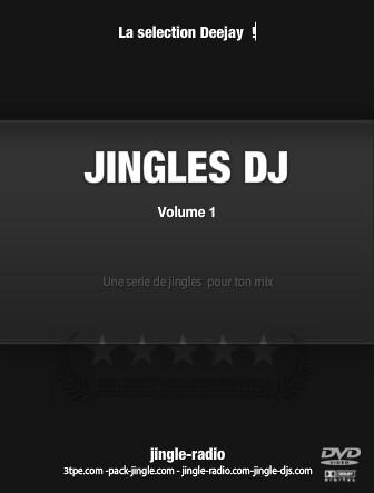 Pack jingles spécial dj