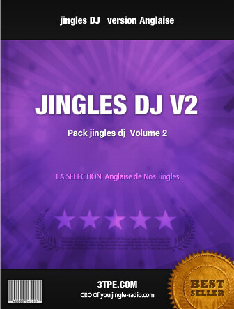 Pack jingles Dj V2