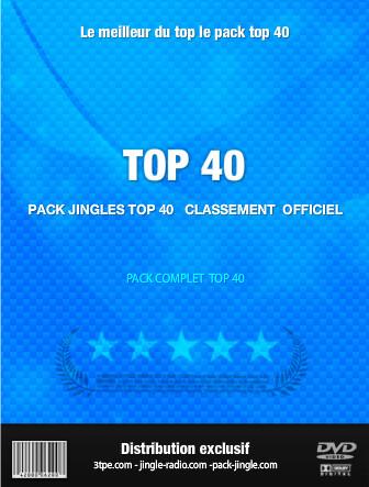 pack jingles top 40