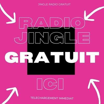 Jingle gratuit Cet été que des tubes avec votre radio
