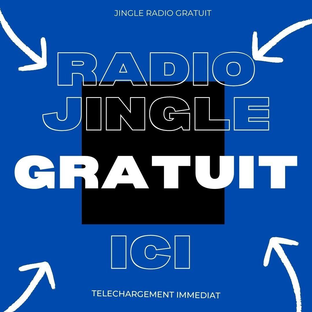 Jingle gratuit plus de tempo plus de mix sur une seule radio