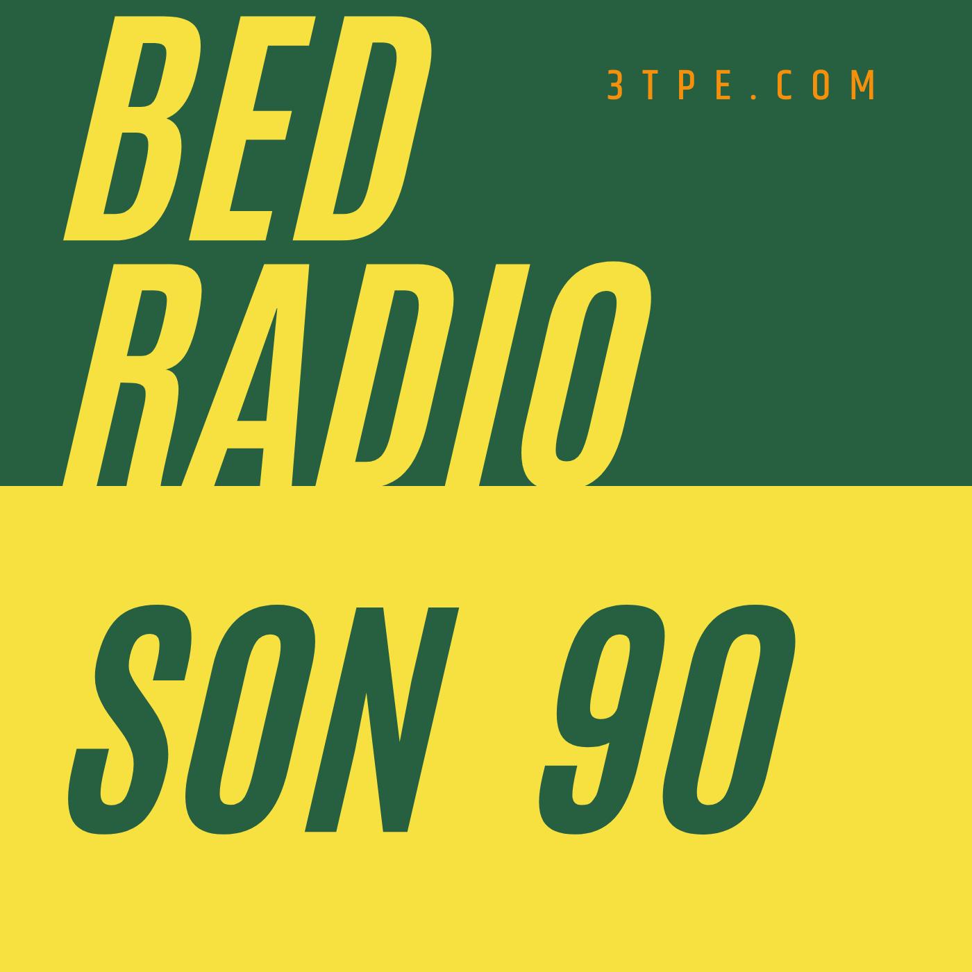 Bed radio année 90