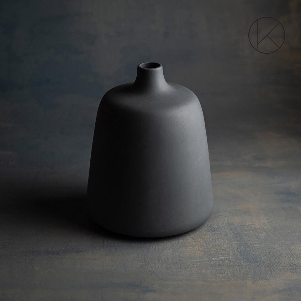 IRMA Vase Blaugrün