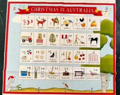 Christmas in Australia Advent Calendar
