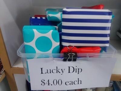 Fabric Lucky Dip