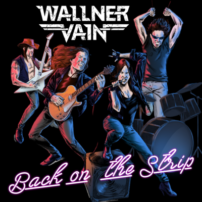 Back on the Strip (Single) - CD