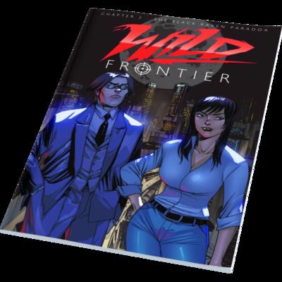 Wild Frontier # 2 - Comic