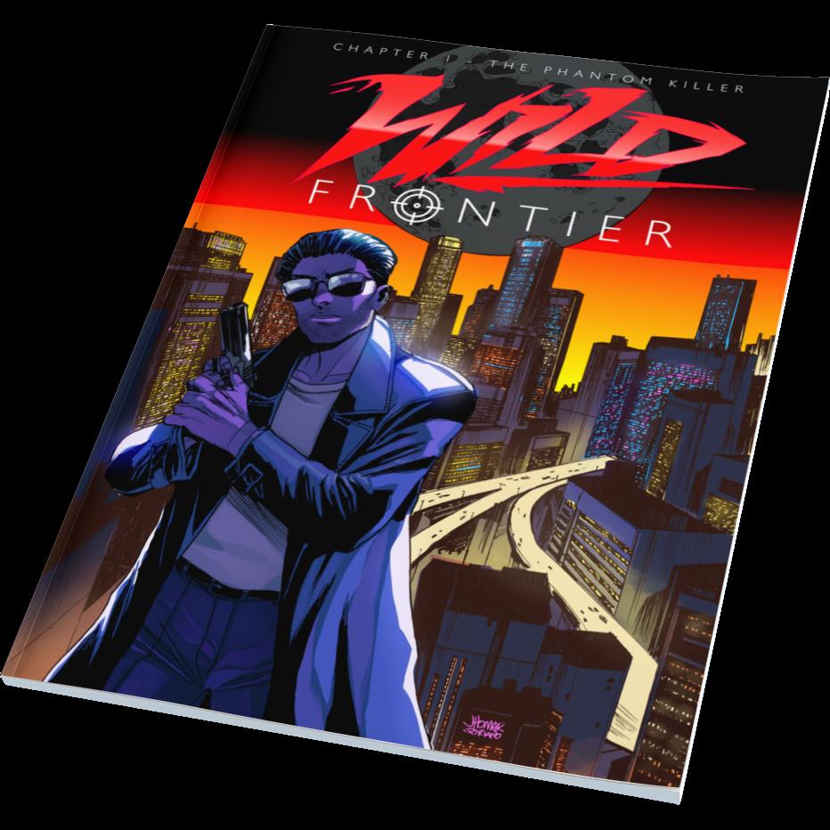 Wild Frontier # 1 - Comic