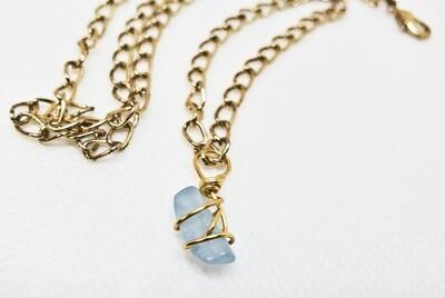 Amulet & Chain Necklace