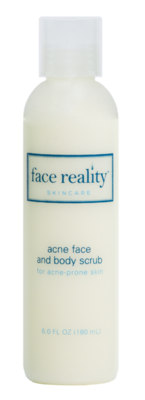 Face Reality Acne Face and Body Scrub