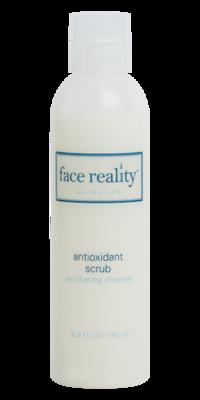 Face Reality Antioxidant Scrub