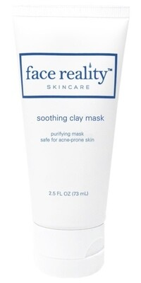 Face Reality Soothing Clay Mask