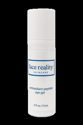 Face Reality Antioxidant Peptide Eye Gel