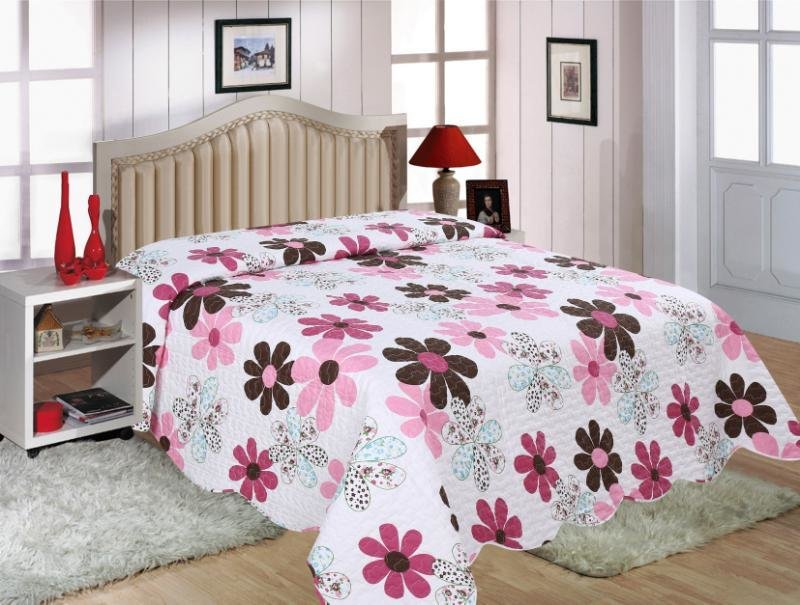 Browny Pink Floral (CQ17)