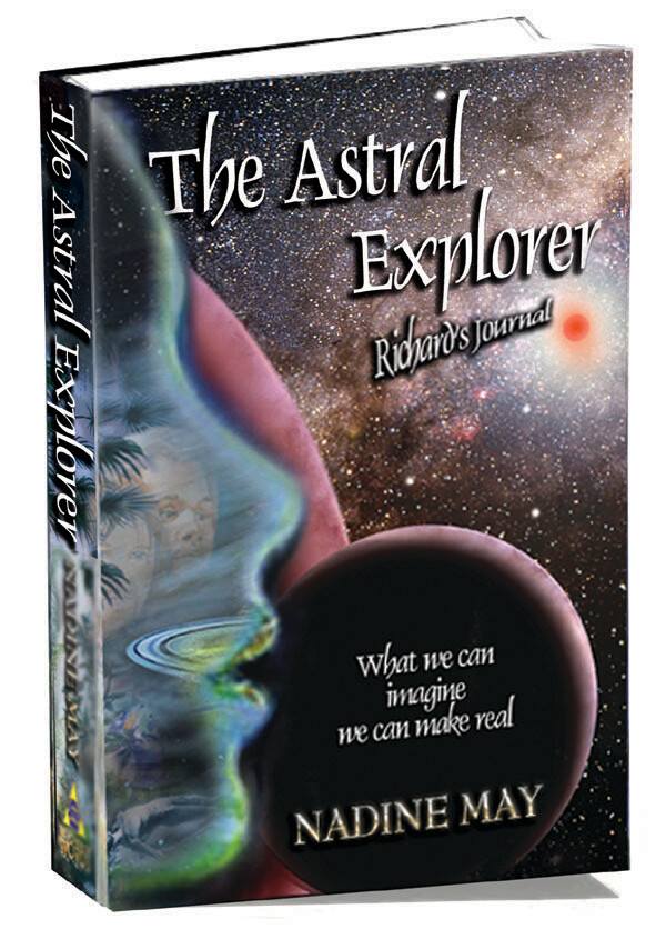 The Astral Explorer - Book 2