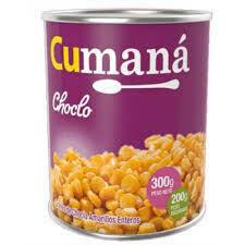 CHOCLO CUMANA GRANO AMARILLO X 300GR