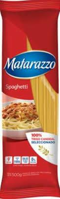 Fideos Matarazzo Spaghettis x 500gr