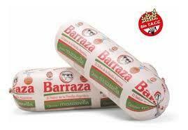 MUZZARELLA BARRAZA (*1000)