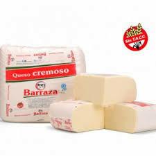 QUESO CREMOSO BARRAZA (*1000)