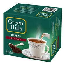 TE GREEN HILLS CLASICO 50 X 2GR