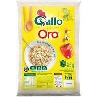 ARROZ GALLO ORO X 5 KILOS