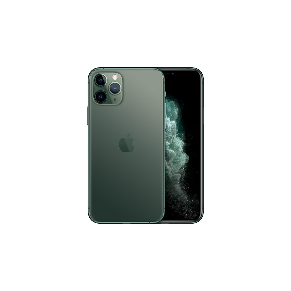 iPhone 11 Pro 64 ГБ тёмно-зелёный