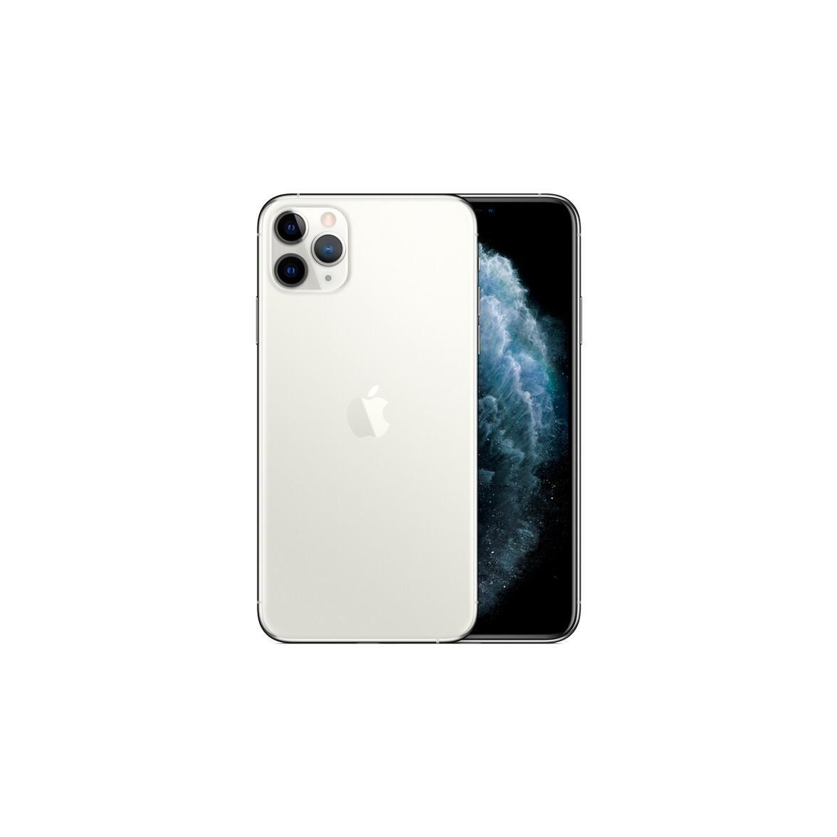iPhone 11 Pro Max 512 ГБ серебристый