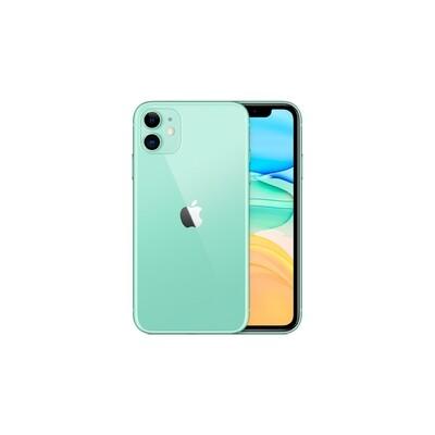 iPhone 11 64 ГБ зелёный