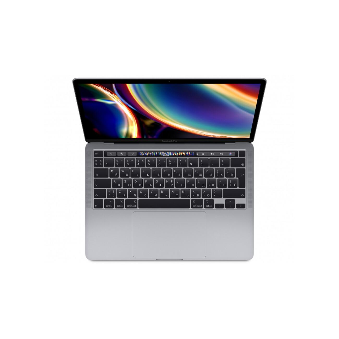 "Apple MacBook Pro 13"" QC i5 1,4 ГГц, 8 ГБ, 256 ГБ SSD, Iris Plus 645, Touch Bar, «серый космос»"