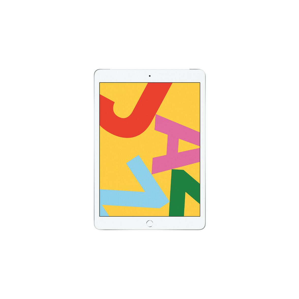 "Apple iPad 10,2"" Wi-Fi + Cellular 32 ГБ, серебристый"