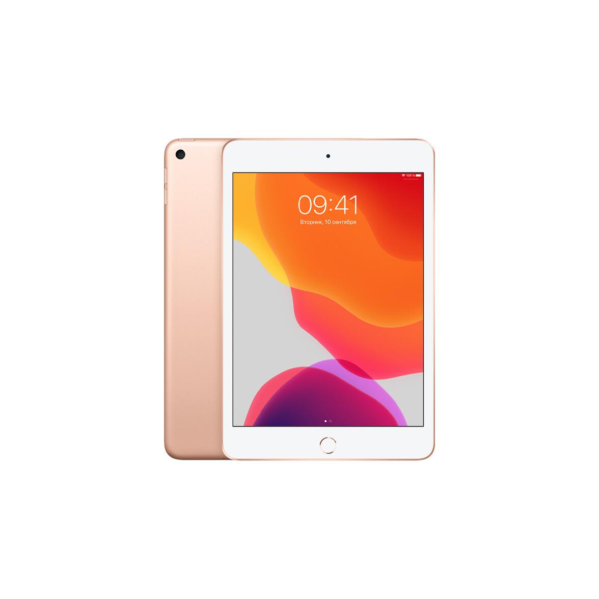 Apple iPad mini 2019 Wi-Fi 256 ГБ, золотой