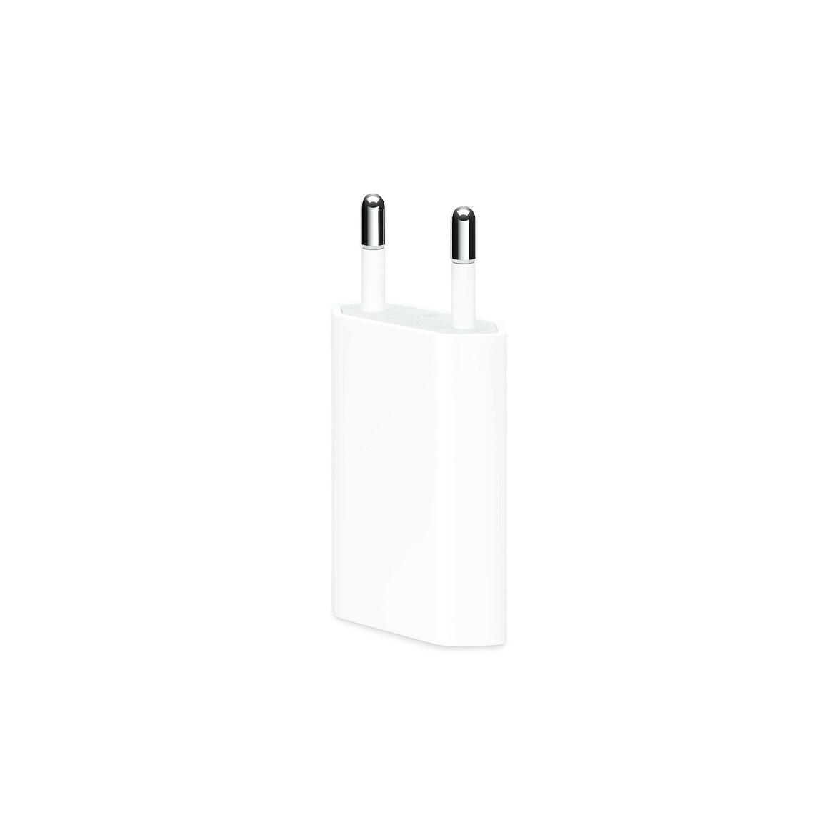 Сетевое зарядное Apple USB мощностью 5 Вт