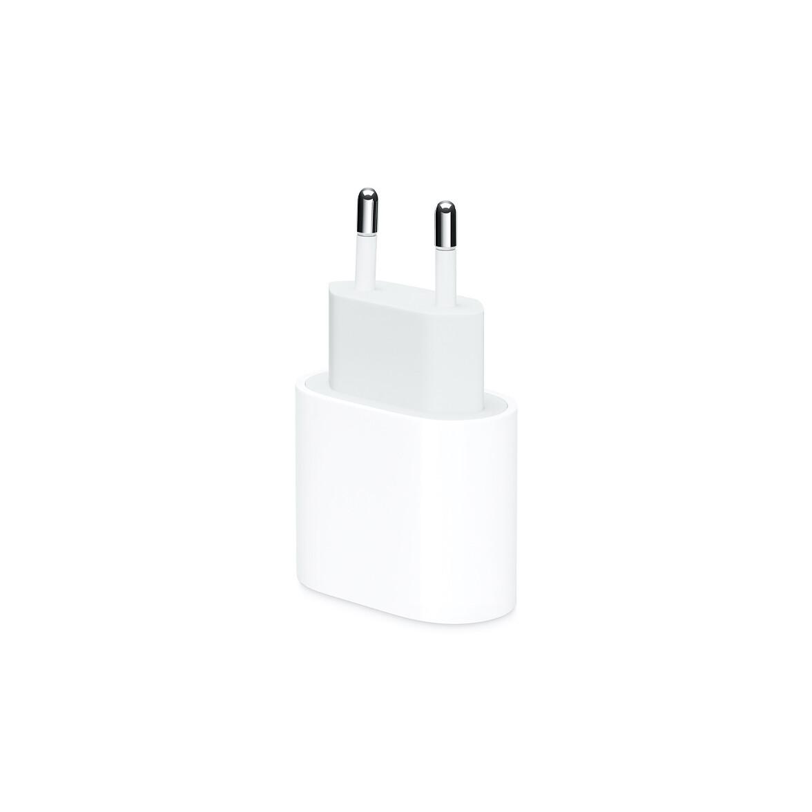 Сетевое зарядное Apple USB-C мощностью 18 Вт