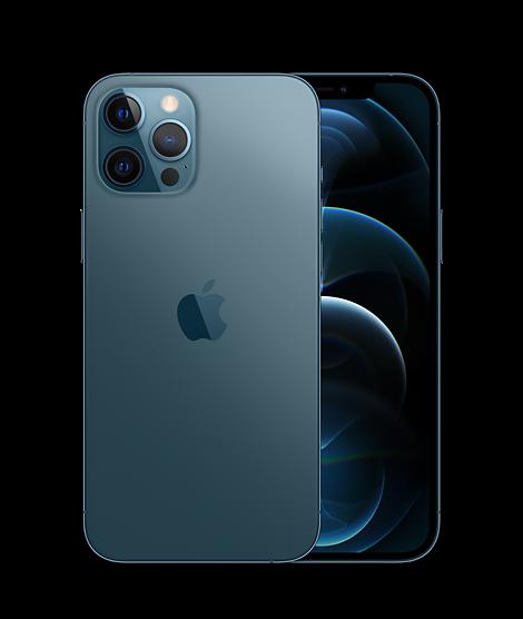 "Apple iPhone 12 Pro Max, 256 ГБ, ""тихоокеанский синий"""