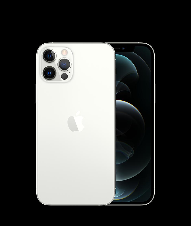Apple iPhone 12 Pro, 512 ГБ, серебристый