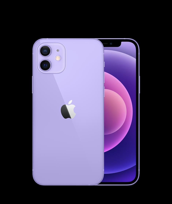 Apple iPhone 12, 64 ГБ, фиолетовый