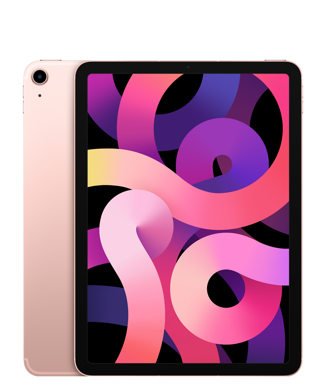 Apple iPad Air Wi-Fi + Cellular 256 ГБ, «розовое золото»