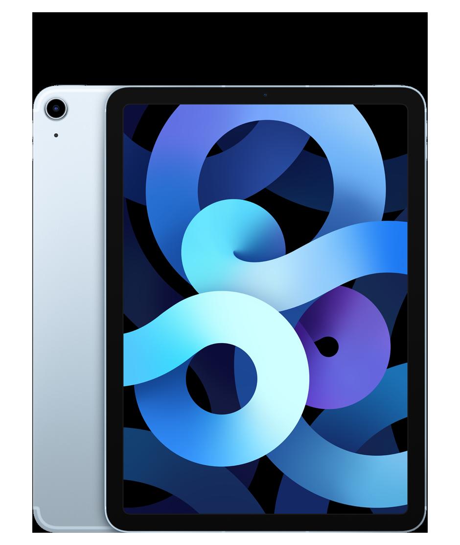 Apple iPad Air Wi-Fi + Cellular 64 ГБ, «голубое небо»