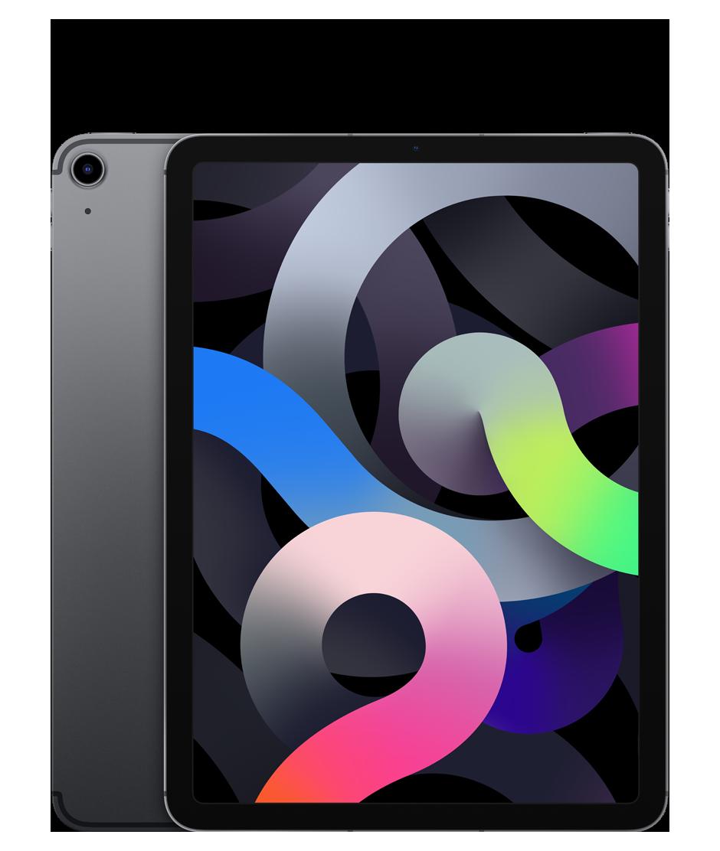 Apple iPad Air Wi-Fi + Cellular 64 ГБ, «серый космос»