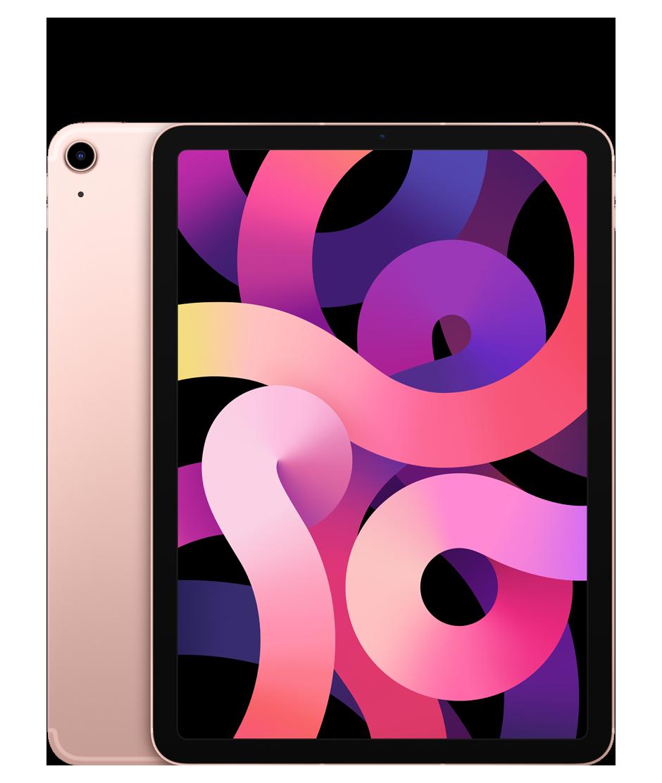 Apple iPad Air Wi-Fi + Cellular 64 ГБ, «розовое золото»