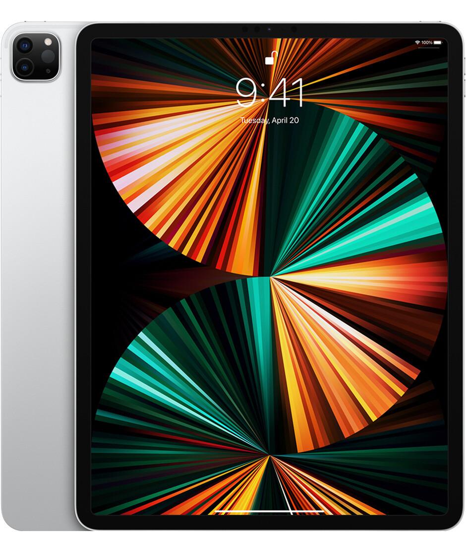 "Apple iPad Pro (2021) 12,9"" Wi-Fi 256 ГБ, серебристый"