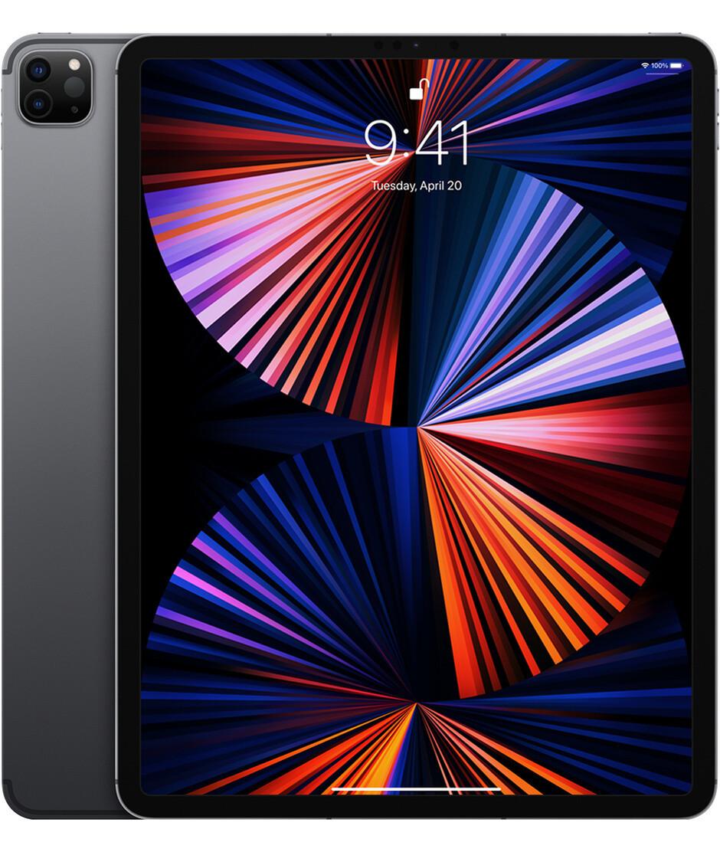 "Apple iPad Pro (2021) 12,9"" Wi-Fi + Cellular 128 ГБ, «серый космос»"