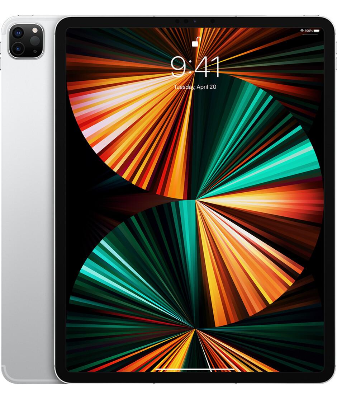 "Apple iPad Pro (2021) 12,9"" Wi-Fi + Cellular 128 ГБ, серебристый"