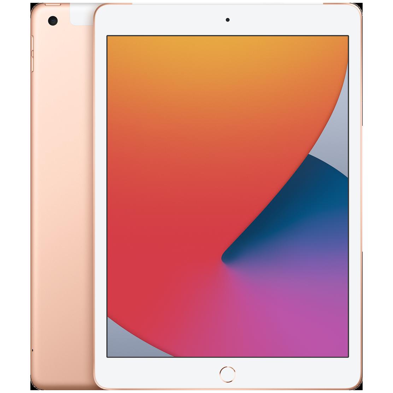 """Apple iPad 10,2"""" Wi-Fi + Cellular 128 ГБ, золотой"""