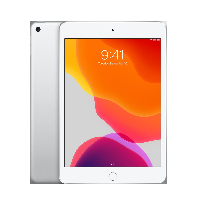 Apple iPad mini (2019) Wi-Fi 256 ГБ, серебристый