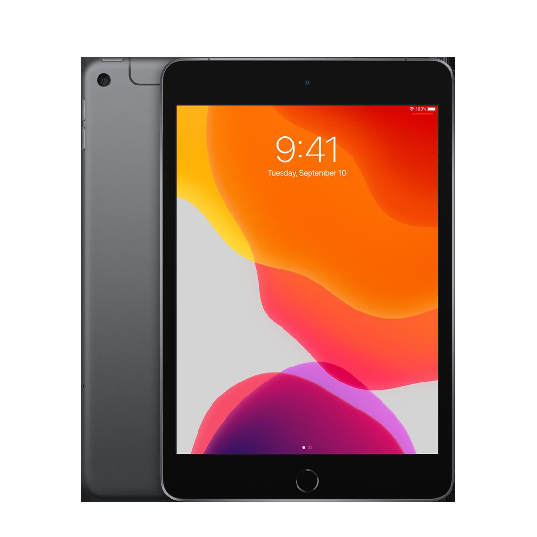 Apple iPad mini (2019) Wi-Fi + Cellular 64 ГБ, «серый космос»