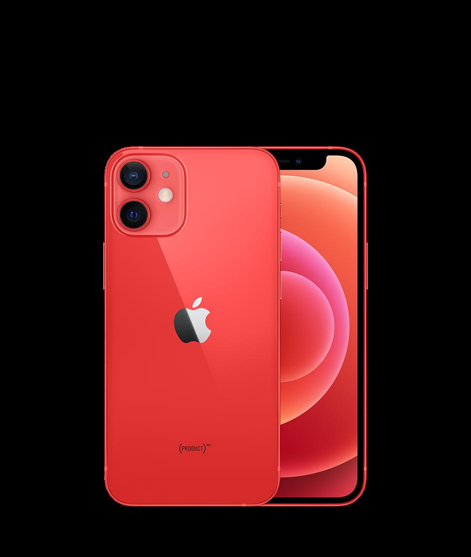 Apple iPhone 12 mini, 128 ГБ, (PRODUCT)RED