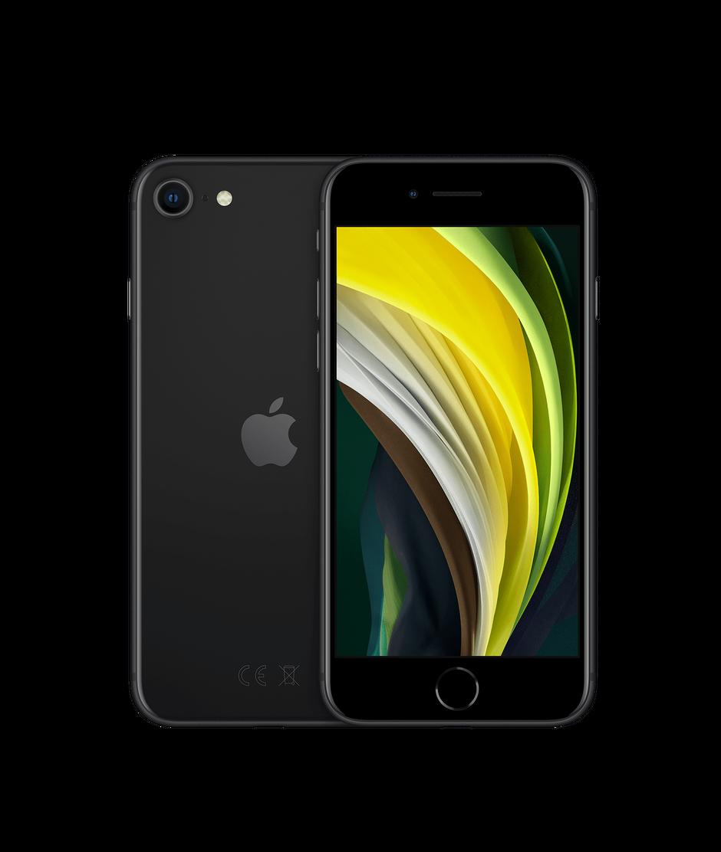 Apple iPhone SE, 128 ГБ, черный