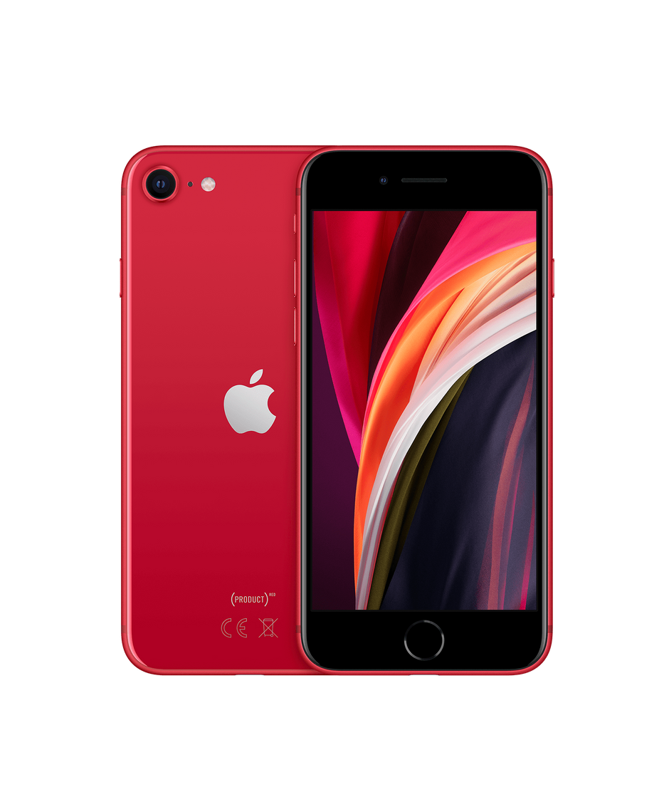 Apple iPhone SE, 64 ГБ, (PRODUCT)RED