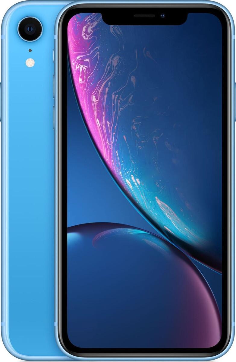Apple iPhone XR, 128 ГБ, синий